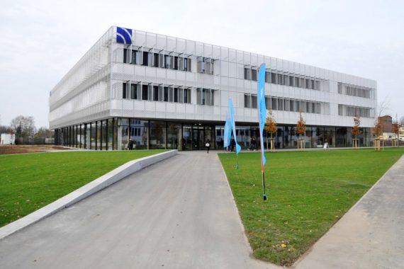 Erweiterungsbau Hochschule Niederrhein