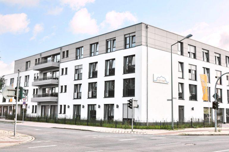 Neubau Seniorenheim Christophorus
